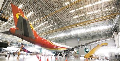 打造世界一流航空枢纽