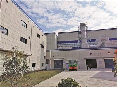 【白云】李坑综合处理厂建成投产