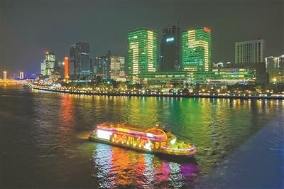 夜广州新名片!琶洲西区夜景将迎大升级