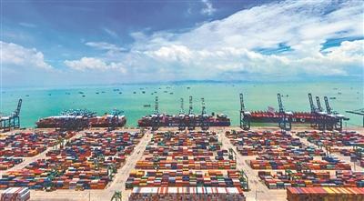 广州港首季度实现开门红